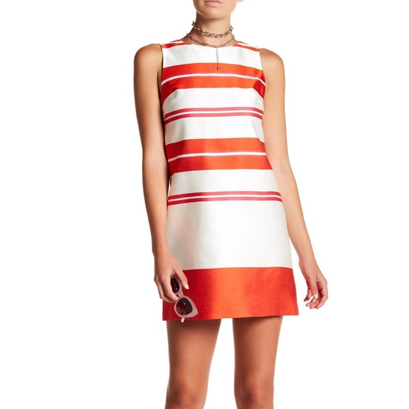 d2223df3d49 Alice + Olivia Clyde A-line Shift Dress NEW!